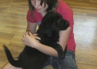 Lexi Was my guide dog really this small once_